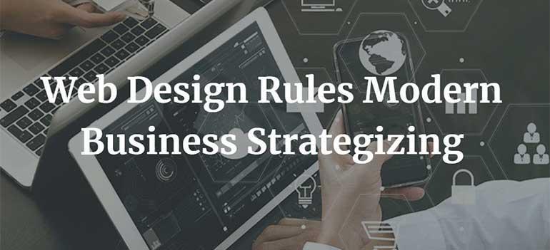 10 Essentials aspects for a Modern Business Website Design
